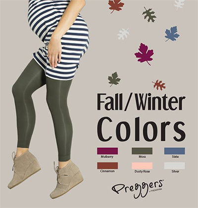 Fall/Winter Colors